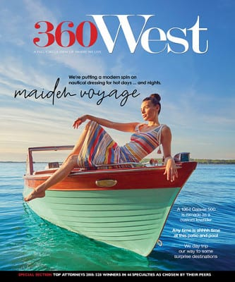 360 West Magazine Features High Hill Farm